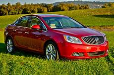 2012 buick verano first review