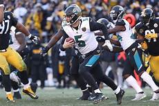 steelers jaguars playoffs 2018 nfl playoff picks 5 reasons the jaguars will beat