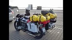 motorradreise mit dem ural gespann nach norwegen