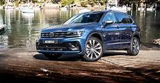 Volkswagen Tiguan Allspace Highline - 2018 volkswagen tiguan allspace 162tsi highline review
