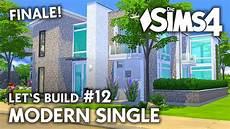 sims 4 häuser bauen die sims 4 haus bauen modern single 12 let s build