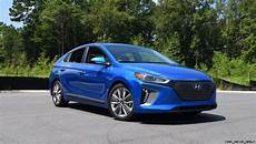 2017 Hyundai Ioniq Hybrid Road Test Review
