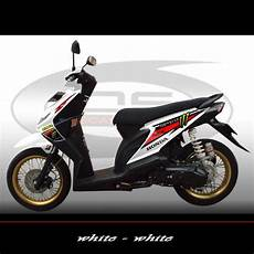 Variasi Motor Beat Karbu by Sticker Variasi Untuk Beat Gambar Sticker Honda Beat
