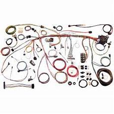 1981 Ford F 150 Wiring Harnes Kit by American Autowire 510243 Mustang Complete Wiring Harness