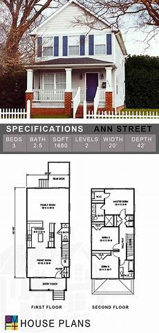 the ann street is a popular tnd style house plan