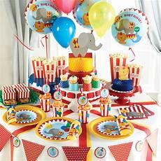 Circus Birthday Diddams Store