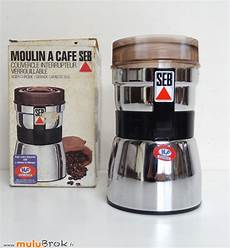 moulin a cafe seb vintage moulin 224 caf 233 seb electrique mulubrok