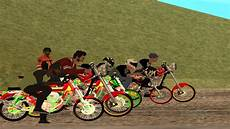 Motor Herex by Mod Motor Herex Gta Sa Tiger Cb Scorpio Z Bikes Ifp By