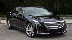 2016 cadillac ct6 driven youtube