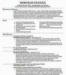 financial advisor assistant objectives resume objective livecareer