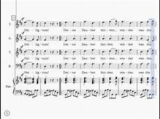 testo gioia inno alla gioia tenori coro finale