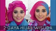 Tutorial Wisuda 2 Hijabstyle Dengan Savanna