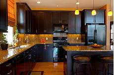 Kitchen Cabinet Colors With Black Appliances by 2017 Solid Wood Kitchen Cabinets New Design White