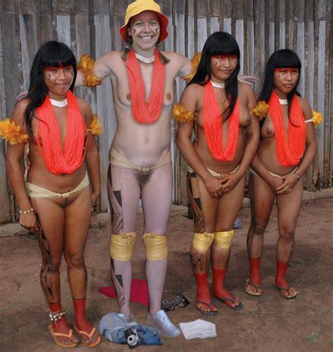 Indian Tribal Women Naked