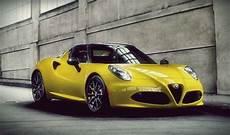 2017 Alfa Romeo 4c Spider Performance Price Car Drive