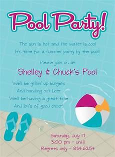 Einladung Kindergeburtstag Text Ideen - kindergeburtstag einladung text swim