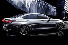 Der Neue Hyundai Genesis Hui Hyundai