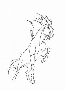 malvorlagen spirit kinder zeichnen und f 228 rben