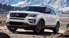 The Top Ten Ford Models Of 2017