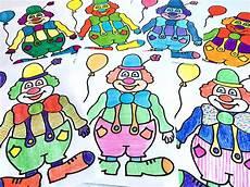 Clown Malvorlagen Ausdrucken Lassen Fridolin Der Fr 246 Hliche Clown Zum Ausmalen Babymarkt De