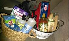 New Apartment Gifts For Him by I Made These Gift Baskets For A Friend Of Mine Who Just