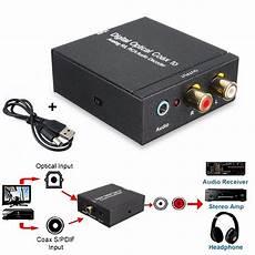 Digital Spdif Optical Coax Analog Dts2 by Nk Y2 Digital Spdif Optical Coax To Analog Rca R L Dts2 1