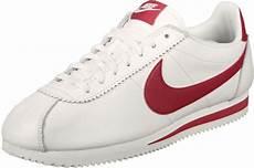 nike cortez leather se shoes white