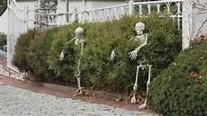 5 outdoor halloween decorations ideas youtube