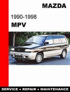 online auto repair manual 1998 mazda mpv security system mazda mpv shop manual anupload