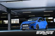 tuned mk7 ford fast car