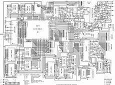 Computer Motherboard Circuit In 2020 Circuit Diagram