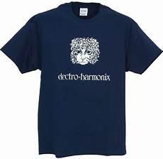 electro harmonix logo t shirt