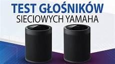 yamaha musiccast 20 test głośnik 243 w sieciowych