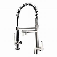 commercial style kitchen faucets commercial kitchen faucets