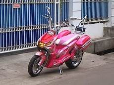 Beat Modif Touring by Modif Matic Honda Beat Chopper Touring Style Modifikasi