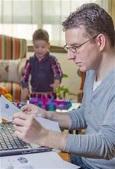 arbeiten zuhause liegt im trend