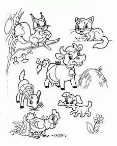 Malvorlagen Tiere Kostenlos Ausmalbilder Zum Drucken Malvorlage Tiere Kostenlos 3