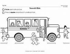 transportation safety worksheets 15235 school safety worksheets search school safety safety classroom