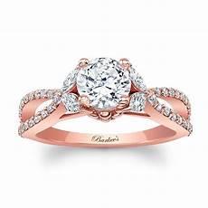barkev s rose gold engagement ring 8062lp barkev s