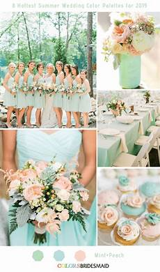 Summer Wedding Color Palette Ideas