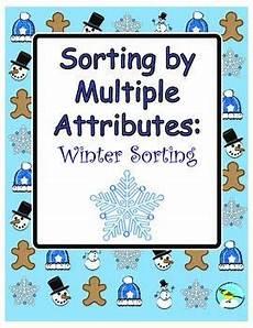 math worksheets sorting by attributes 7753 sorting by attributes winter sorting winter theme sorting activities sorting