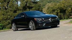 2019 Mercedes Benz S560 4Matic Coupe Review Still The