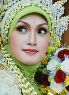 20 Jilbab Pengantin Modis Modern Cara Memakai Jilbab
