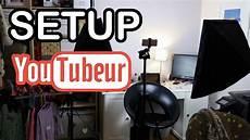 setup pas cher pour youtubeur d 233 butant mat 233 riel