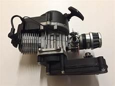 moteur pocket 50cc lanceur alu pignon 11 dents chaine t8f