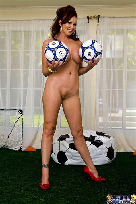 Busty Soccer Mom