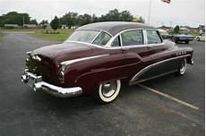 1952 Buick Roadmaster by 1952 Buick Roadmaster 4 Door Classic Buick Roadmaster