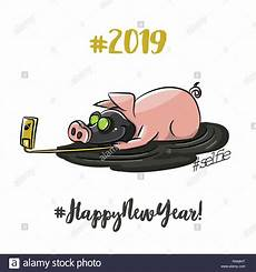 Lustige Schweine Ausmalbilder Lustige Rosa Schweine Chinesisches Neujahr Symbole Schwein