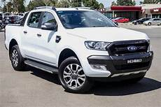 2018 Ford Ranger Wildtrak Cab Sports Automatic
