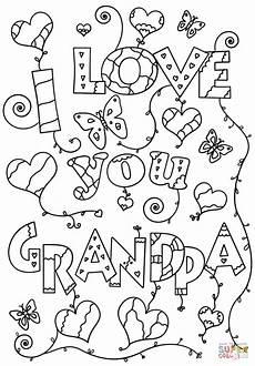 Ausmalbilder Geburtstag Opa Coloring Page At Getcolorings Free Printable